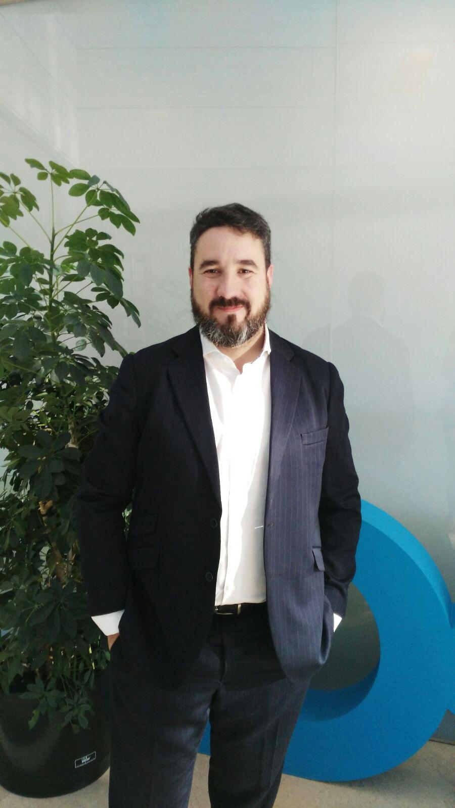 Luis Manuel Rodríguez, Presales Manager Western Europe de Dell EMC.