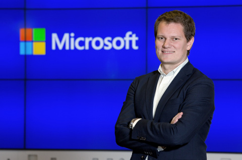 Antonio Budia, director de operaciones y marketing de Microsoft en España.