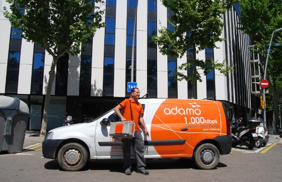 Adamo cuenta con más de 1 millón de hogares a nivel nacional pasados por fibra.