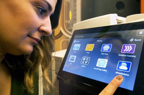 Xerox ConnectKey facilita el desarrollo de apps.