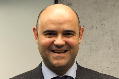 David Alcaide, director de canal de Xerox España.