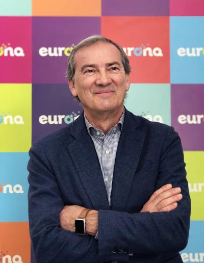 Belarmino García sustituye a Jaume Sanpera como presidente de Eurona.