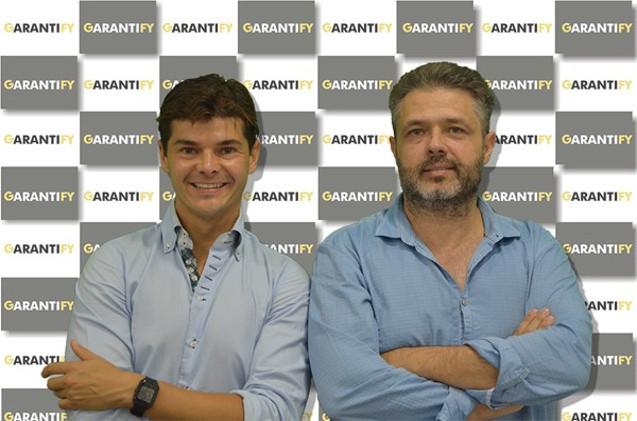 Los fundadores Sergio Gonzálvez y Sergi Rodríguez