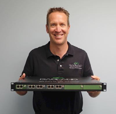 Chris Bihary, CEO de Garland Technology.