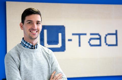 Diego Rojo, profesor de ingeniería de software de la U-tad.