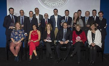 Los galardonados de la V edición de los Premios Data Center Market
