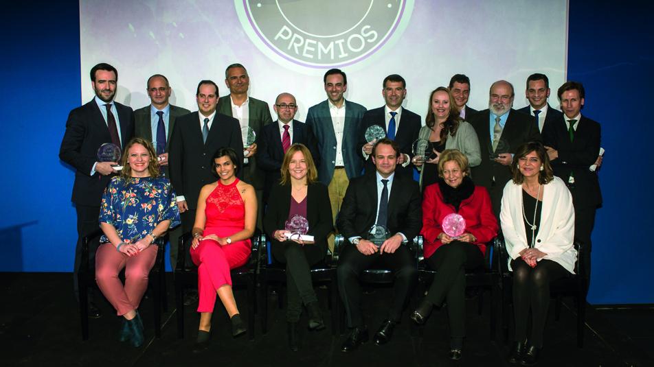 V edición de los premios a la innovación en el CPD