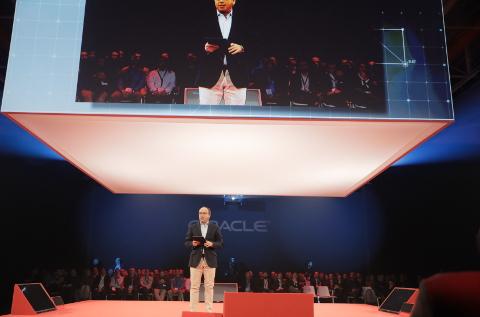 Leopoldo Boado, Oracle Digital Day