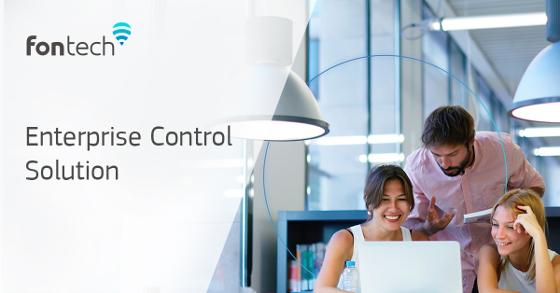 Fontech optimiza la visibilidad, el control y la seguridad del acceso a la red con el lanzamiento de Enterprise Control.