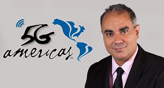 José Otero, director de 5G Americas para América Latina y el Caribe.