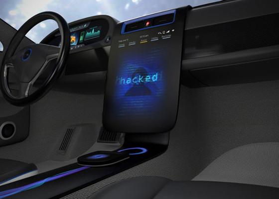 Nueva tecnología capaz de detectar ciberataques en las redes de vehículos.