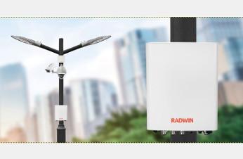 Radwin lanza Smart-Node, una solución para Internet de las Cosas.