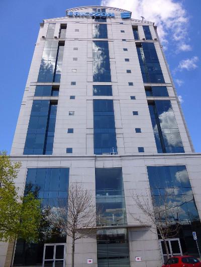 Ericsson España. Torre Suecia (Madrid)
