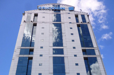 Ericsson España. Torre Suecia.