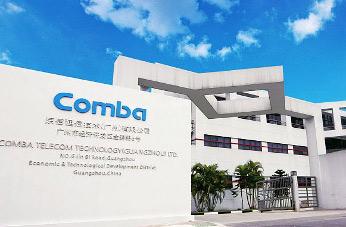 Oficinas de Comba Telecom.