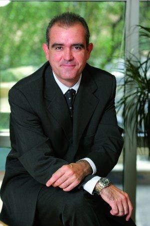 Diego Matas, director general de Interoute Iberia.