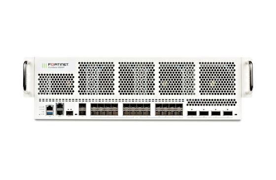 FortiGate 6000F: rápida protección del perímetro de redes.