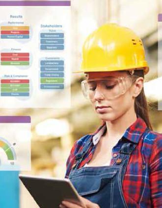 Cómo la analítica está transformando la fabricación industrial