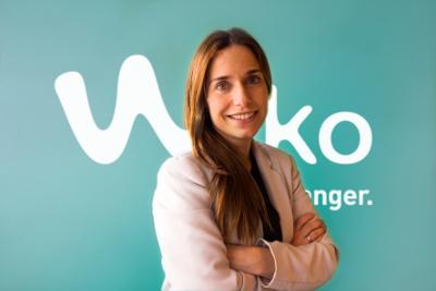 Teresa Acha-Orbea, directora general de Wiko Iberia.