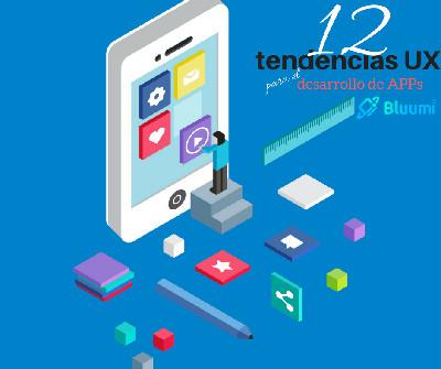 12 tendenciasen el desarrollo de aplicaciones para 2018.