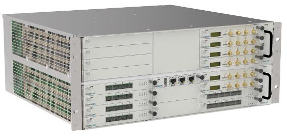 CommScope presenta un sistema de conectividad inalámbrica en edificios.