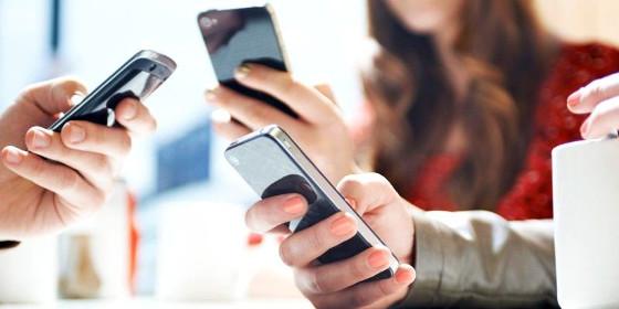 El uso del smartphone, por encima de las relaciones personales