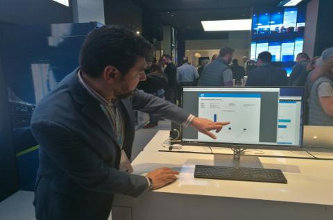 HP muestra las mejoras de su servicio DaaS en el MWC.