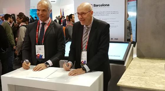 Objetivo: convertir Barcelona en el primer hub europeo de innovación digital en 5G