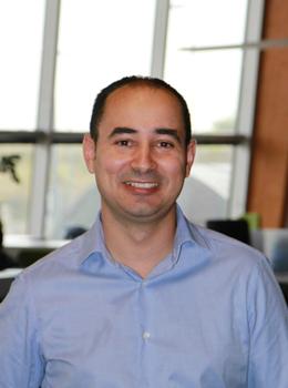 Carlos Raba, director general de Santander Teleport, ejecutivo del año 2018 por la WTA.