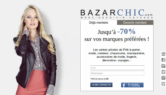 BazarChic reorienta su política de atención al cliente.