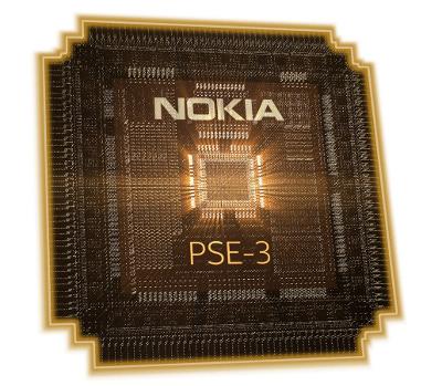 Chipset PSE-3 de Nokia.