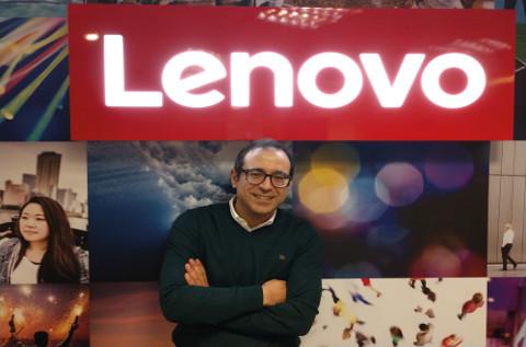 Raúl Fontán, Iberia Commercial Notebook Product manager de Lenovo.