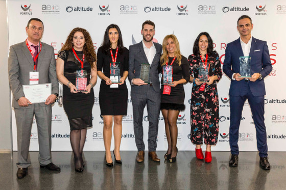 Ganadores 10º Premios Fortius.