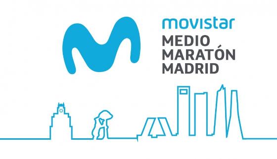 Telefónica probará sus soluciones IoT en la Movistar Medio Maratón Madrid.