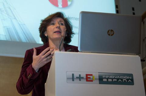 Helena Herrero, presidenta de HP España y de la Fundación I+E.