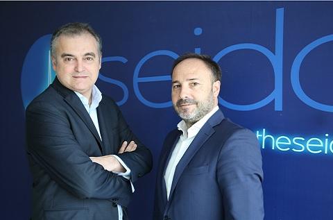 Eduard Farga y Alejandro Daniel, directores generales adjuntos de Seidor