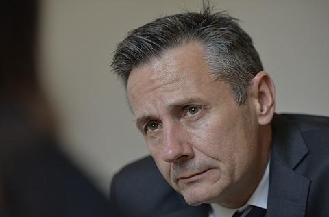 Vincent Delaroche, presidente y CEO de CAST