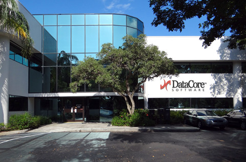 Oficinas centrales de DataCore.