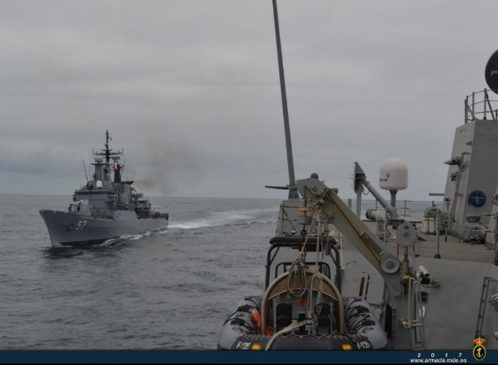 Satlink e Hisdesat gestionarán los servicios de comunicaciones de Defensa
