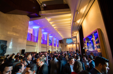 El Teatro Real de Madrid acogió los III premios de partners de Salesforce.
