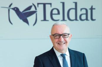 Antonio García Marcos, presidente de Teldat y su fundador en 1985.