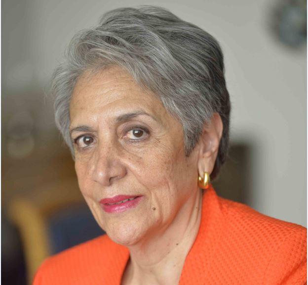 Eva Levy, Presidenta de Honor de WomenCEO.