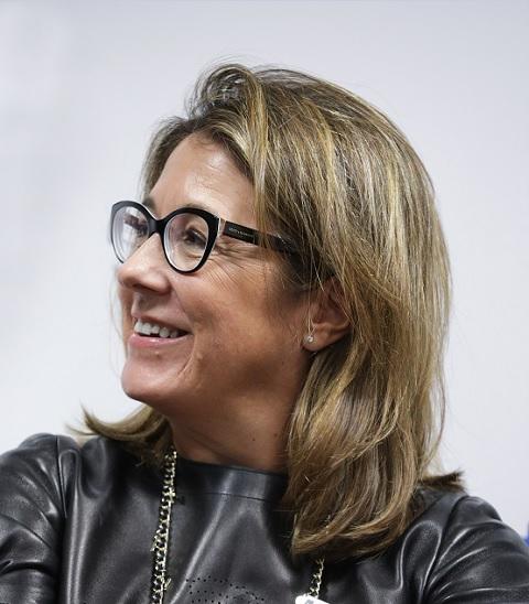 Cristina Álvarez, Global Advisor de CAST