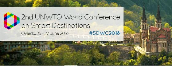 II Congreso Mundial de Destinos Turísticos Inteligentes.