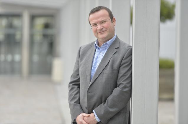 Juan Parra, CEO de DXC