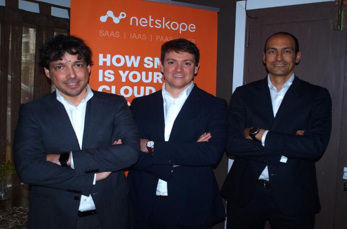 Equipo Netskope Iberia