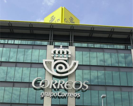 Megaproyecto del Grupo Correos con Telefónica.
