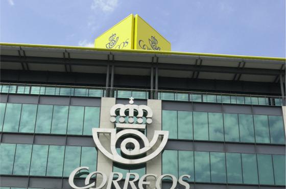 Correos fue el mayor licitador en el primer trimestre del año.