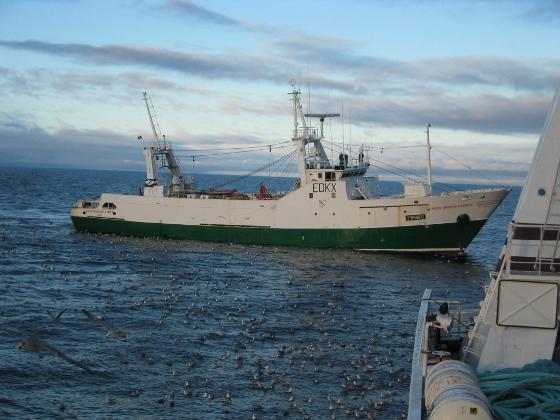 Un nuevo sistema de información que evita las interferencias negativas cuando los navíos comparten la misma zona de actividad.