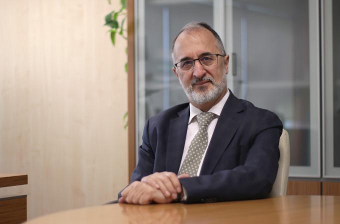 Luis Morell Baladrón, director de Sistemas de Información de Sescam.